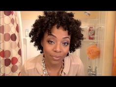Curly Fro Style for Transitioners + Fully Naturals feat. Entwine Couture