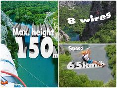 Zip Line Omis - Travel Croatia like a local