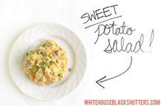 sweet potato potato salad crafty-contributions