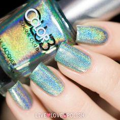 Color Club Angel Kiss Nail Polish (Halo Hues Collection)