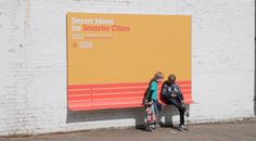 IBM Creates Smart Outdoor Ads With A Purpose