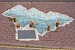 Monument op De Dijk in Volendam