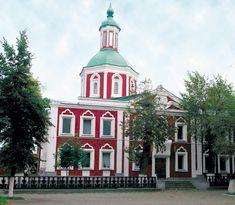 С 1935 по 2017 гг. Мордовский краеведческий музей им. И.Д. Воронина находился на улице Московской,48 в некогда Нижнеказанской или Трехсвятская церкви (1765 г.)