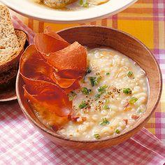 Bündner Gerstensuppe Rezept | Küchengötter