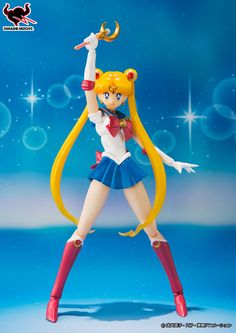 New Sailor Moon figure for the revival! Should be coming out around August. Definitely buying her!