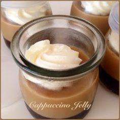 My Mind Patch: Cappuccino Jelly (agar-agar)