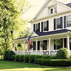 A gorgeous country home!