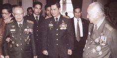 6 Jenderal Berani Tantang Kediktatoran Soeharto