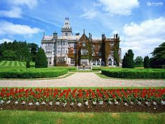 Adare Manor - stayed here towards the end of our trip June 2012