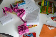 kerri sullivan: DIY: envelope scrapbook