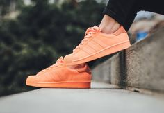 adidas Originals Superstar Adicolor: Sun Glow