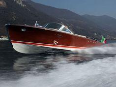 Boats RIVA Tritone Special Cadillac Ribot III