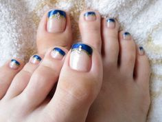 The Trendiest Toe Nail Designs for Summer - Make sure your feet look fabulous by sporting the chicest toe nail art designs as this year IT pedicures are all about simplicity.