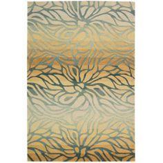 jcp | Nourison® Ombré Stream Hand-Carved Rectangular Rug