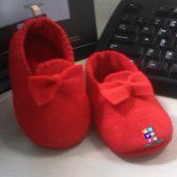 ABS Sepatu Bayi Flanel