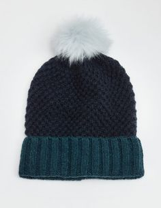 Colourblock Hat Boden