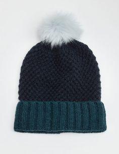 Colourblock Hat Boden
