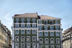Lisboa - Baixa #Lisboa #Baixa The Neighbourhood, Mansions, House Styles, Modern, Home Decor, Lisbon, World, The Neighborhood, Manor Houses
