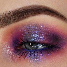 Makeup Eye Looks, Eye Makeup Art, Cute Makeup, Makeup Inspo, Eyeshadow Makeup, Eyeshadow Palette, Makeup Ideas, Gloss Eyeshadow, Beauty Makeup