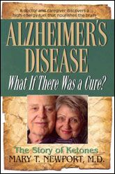 For anyone who is or has a loved one facing Alzheimers. Coconut Oil making a difference. See video on website. Very interesting and hopeful.