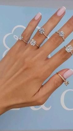 (SponsoredPost) Affordable Elegance Bridal provides lots of of the newest earring kinds for the bride, her bridesmaids, the mom of the bride, quinceanera, pageant and promenade. We have a wide variety of styles in silver, rhodium, gold and rose gold plating. Engagement Ring Types, Timeless Engagement Ring, Beautiful Engagement Rings, Diamond Engagement Rings, Cute Rings, Small Rings, Pretty Rings, Beautiful Rings, Wedding Earrings