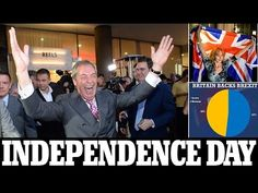 BREXIT WINS!!! NEW WORLD ORDER IN CHAOS - CAMERON RESIGNS - BRITISH POUN...