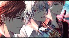 Cute Anime Boy, Cute Anime Couples, Anime Guys, Fanarts Anime, Manga Anime, Game Character, Character Design, Chinese Picture, Creepy Guy