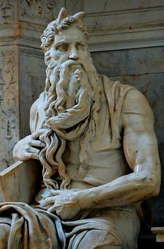 Moses Michelangelo