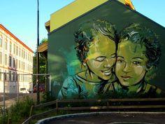 18 Stunning Pieces Of Alicè Street Art | Bored Panda