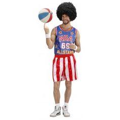 Disfraz Jugador Baloncesto para adulto