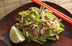 """Whole 30 """"Pad Thai"""" with sunshine sauce.  Plus other tips to make quick Whole 30 meals.  Hot plates, etc."""