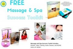 Free Webinar, sign up now! Three Reasons Why Your Massage Clients Are Not Rebooking and What you Can Do About It ~