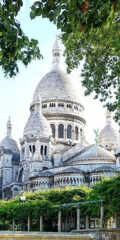 Sacré-Cœur ~ Paris,