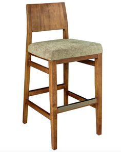 Check Out These Solid Wood Bar Stools From Billiard Factory Today It Can Be Customized To Have Your Preferred Height Fabric Finish And More