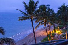 The sunrise in Maui, Hawaii 2014