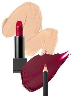 Master Class: How to Create the Perfect Matte Red Lip