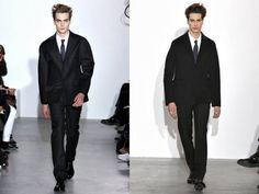 Estação calça social masculina Moda para homem com calça social