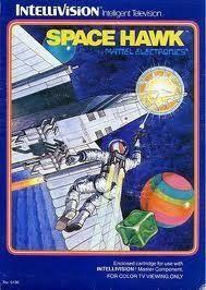 Space Hawk - IntelliVision Game