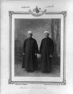Abdul Hamid II photo collection of the Ottoman Empire