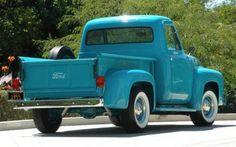 1955 Ford F-100 Pickup Truck Resto-Mod