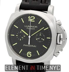 Officine Panerai Luminor Collection  Luminor 1950 Flyback Chronograph 44mm Stainless Steel PAM 361
