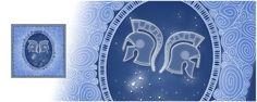 Gemini art print wall art wall decor horoscope art print astrology art print Zodiac art print birthday gift Gemini Art, Sagittarius And Capricorn, Zodiac Signs Gemini, Gemini And Cancer, Zodiac Art, Zodiac Horoscope, Wall Art Decor, Wall Art Prints, Unique Birthday Gifts