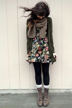 Fall floral ♥