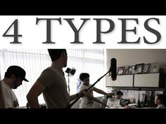 4 Types Of Filmmakers | How to Become A Movie Director - YouTube