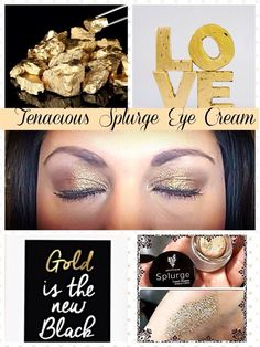 Tenacious cream shadow is beautiful, creamy, long-lasting and can be used lightly or heavy for a dramatic look. Click the pic to see my site #younique www.youniqueproducts.com/LoveMeSomeMakeup