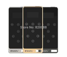 Cheap player mp, Buy Quality player philips directly from China player board Suppliers: New Ultrathin 8gb MP3 Player With 1.1 Inch Screen Touch button, Original RUIZU X05 With FM,E-Book, Free ShippingFe