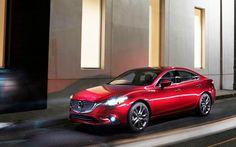 Mazda 6 2017 giá