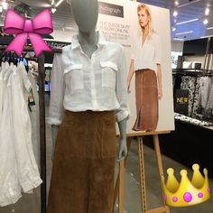 Suede Skirt 💜 Bella momento | Beauty, Fashion & Lifestyle : My life in pictures!