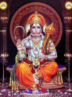 Shri Hanuman Aarti Lyrics in English - Exploring the Hinduism and Astrology