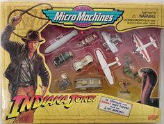Indiana Jones Micro Machines #indianajones #movie #micromachines